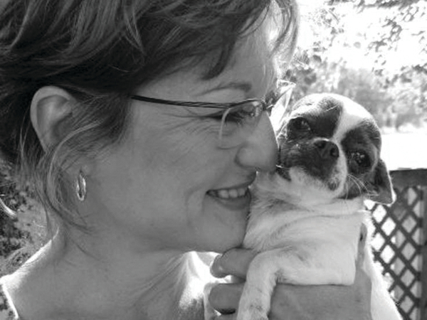 Portrait of artist Phyllis Driscoll