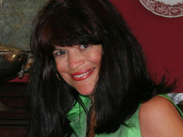 Portrait of artist Nancy Tillman
