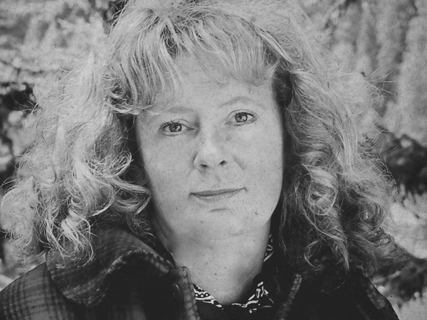 Portrait of artist Diane Whitehead